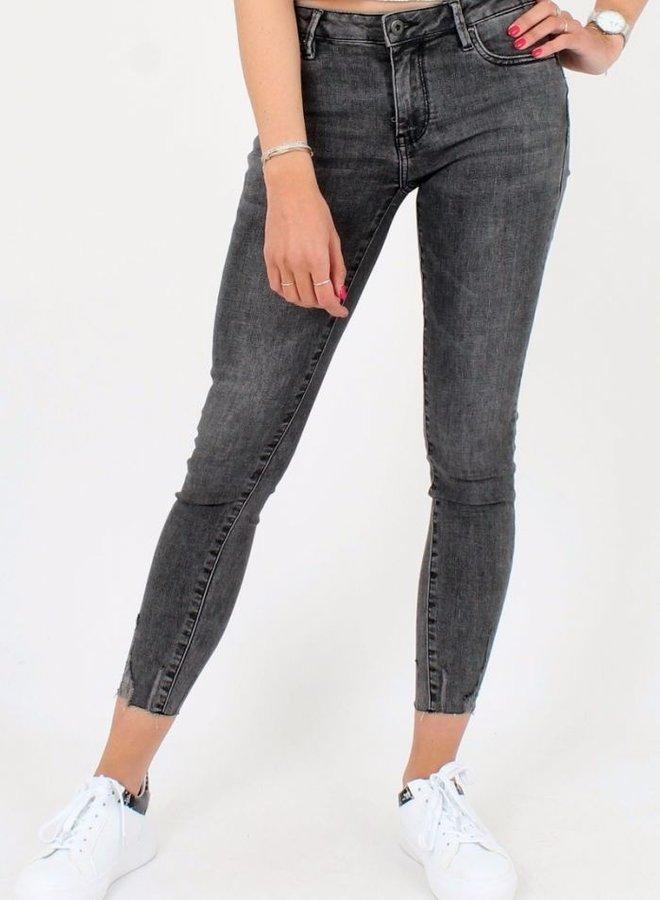 Lakita Jeans Grey