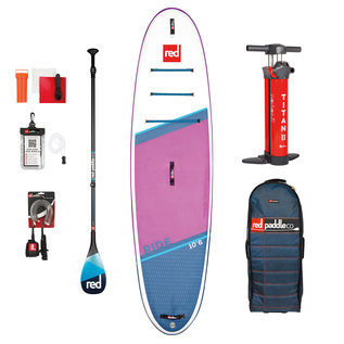 Red Paddle Co 2021 Red Paddle Co Ride C100 Package