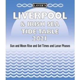 Liverpool and Irish Sea Tide Table