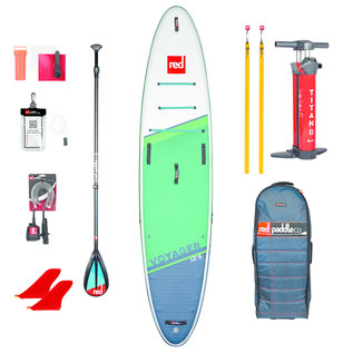 Red Paddle Co 2021 Red Paddle Co - VOYAGER CN package