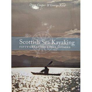 Scottish sea kayaking book