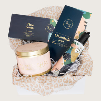 Note to self: Relax Gift Box