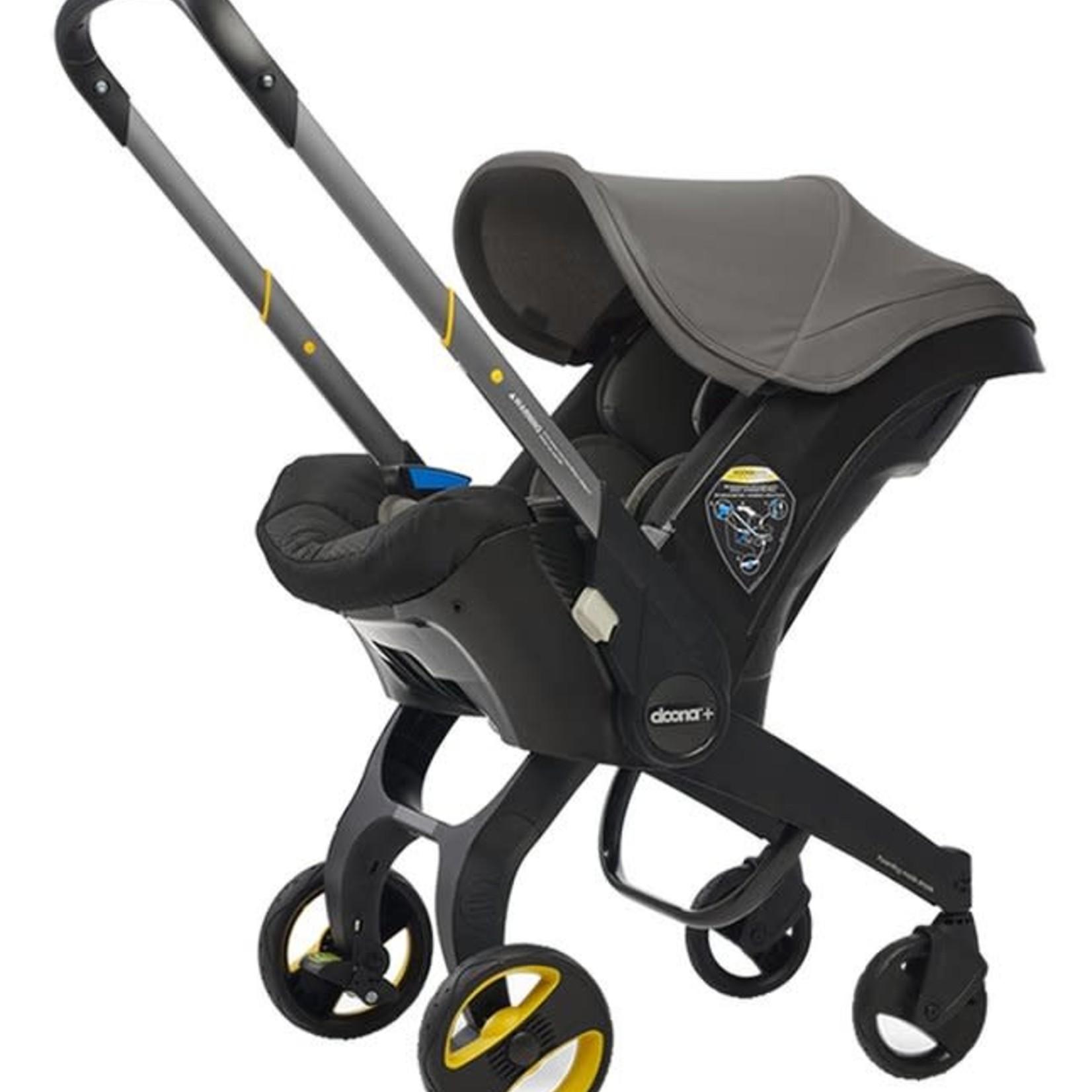 Doona Doona+ Infant Car Seat   Grey Hound
