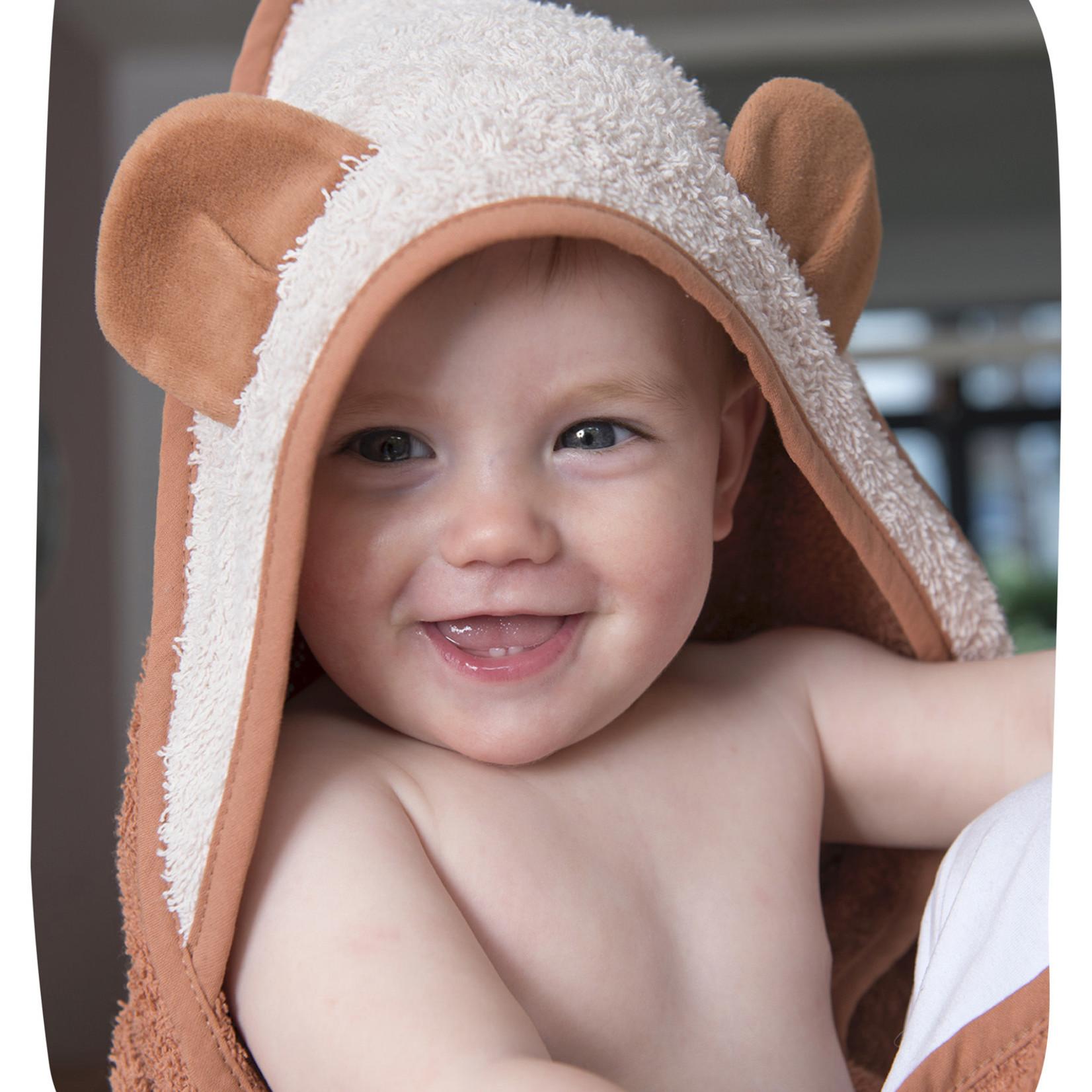 Invented 4 kids Towel Handsfree Monkey