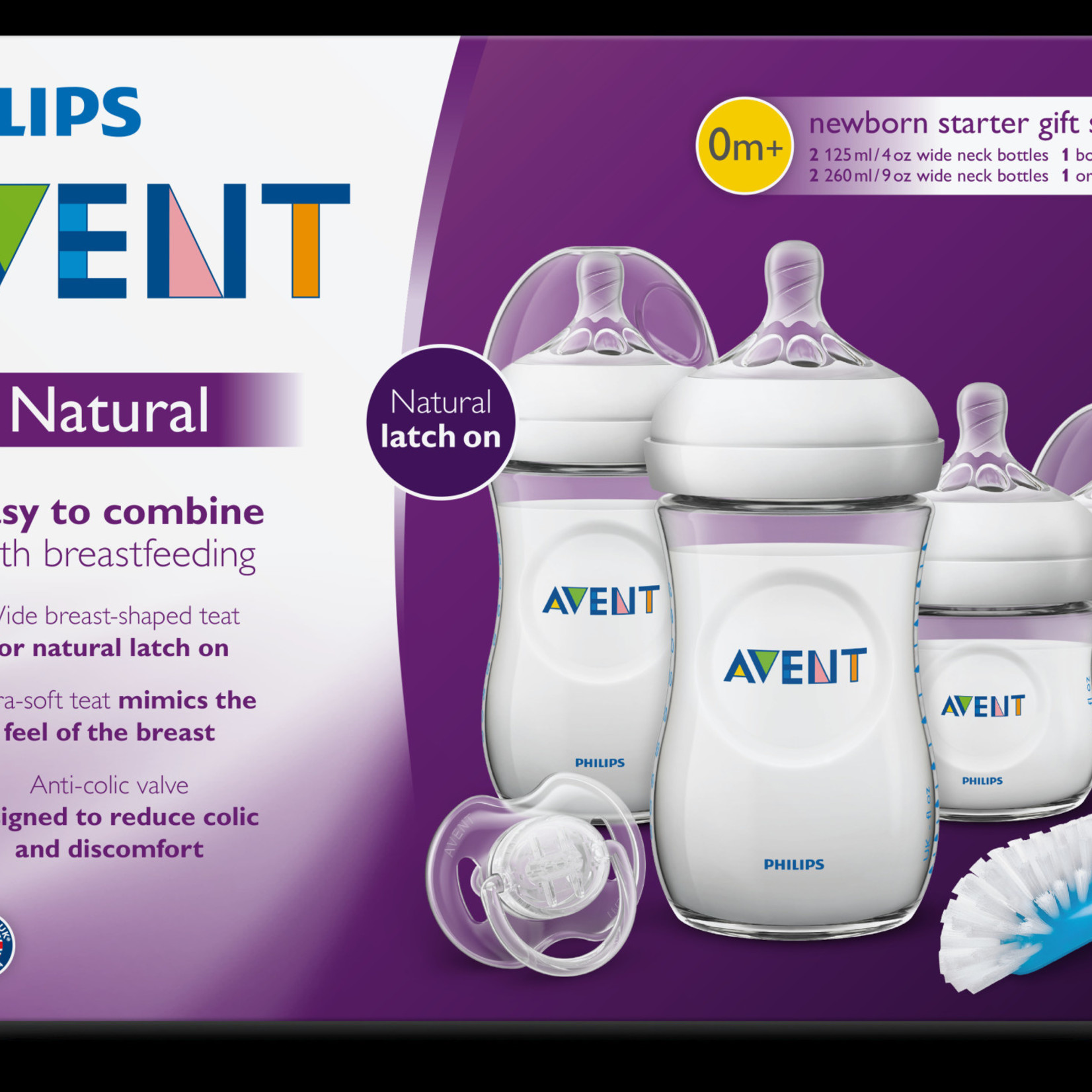 Philips-Avent Natural  starterset