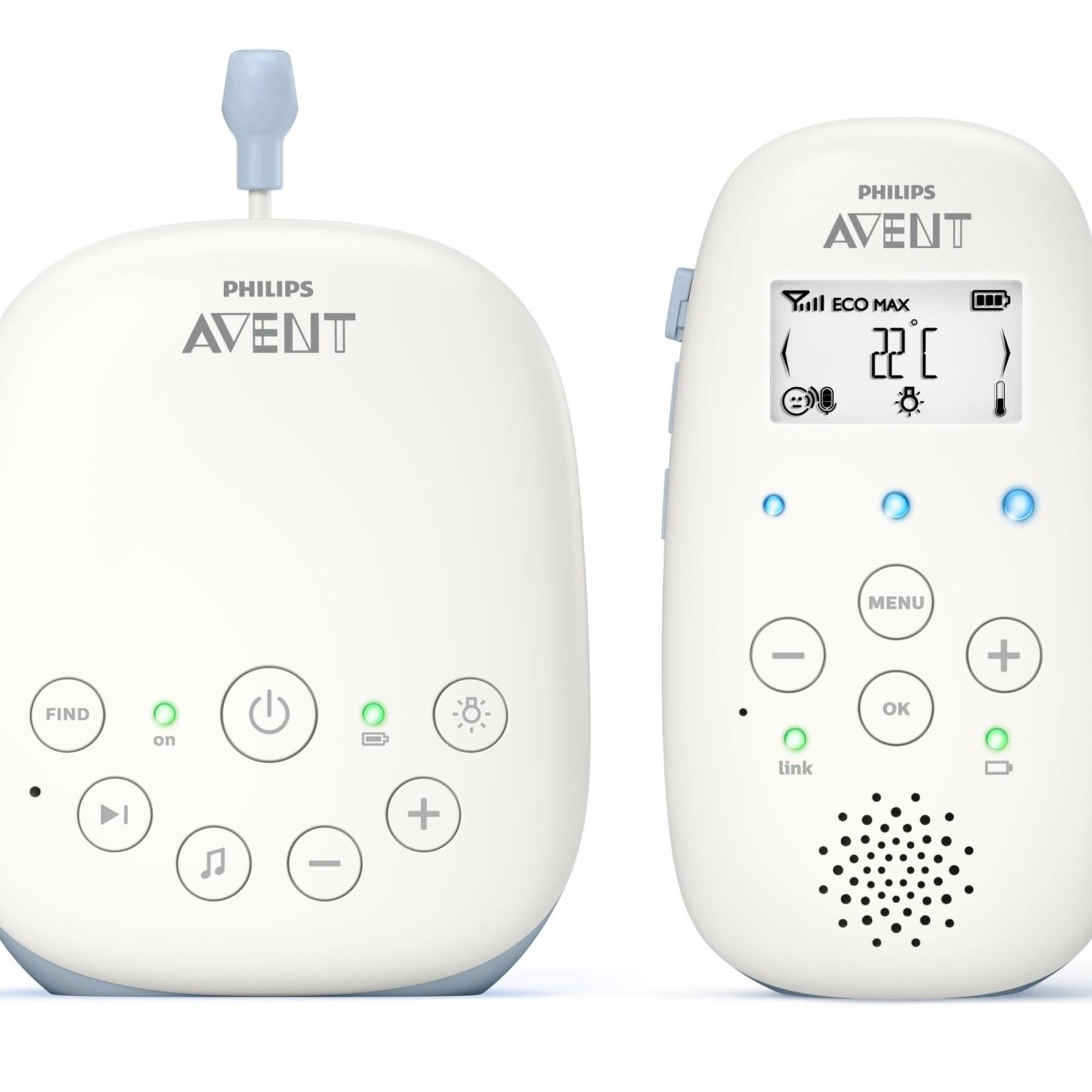 Philips-Avent Babyfoon SCD715/26 extra batterij