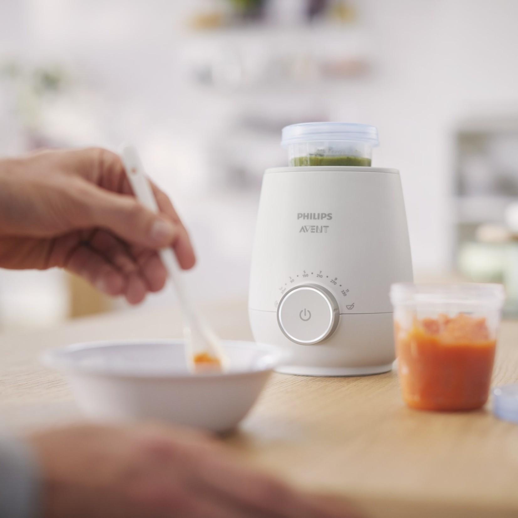 Philips-Avent Fleswarmer Premium
