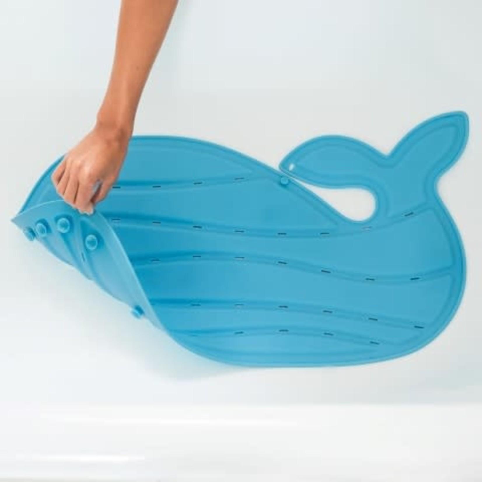 SKIP HOP Moby Bath Mat Redesign - Blue