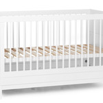 Childhome JOTA WHITE MEEGROEIBED 70x140 + LATTEN