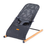 Childhome EVOLUX BOUNCER NATURAL ANTHRACITE