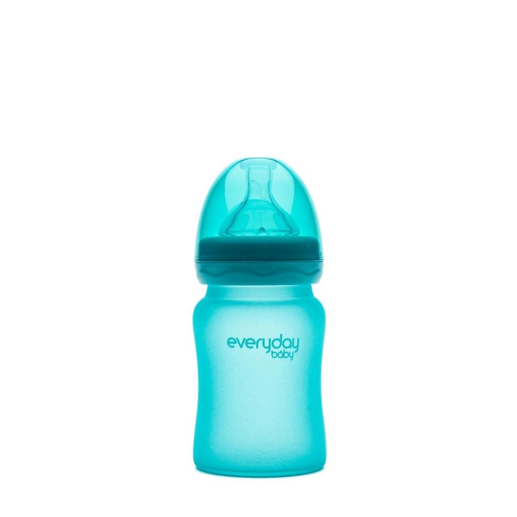 Everyday Baby FLES GLAS 150ML HEAT SEN. TUR.