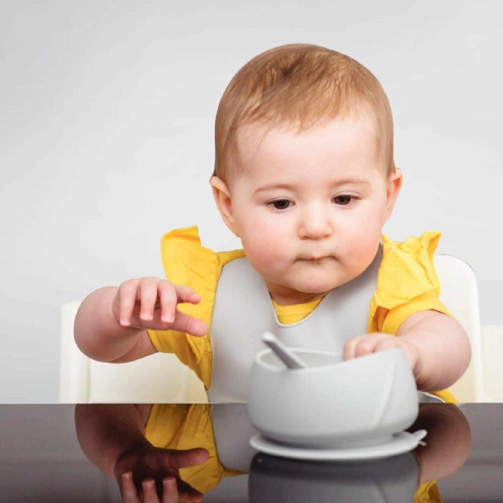 Everyday Baby SILICONE KOM LICHTGRIJS