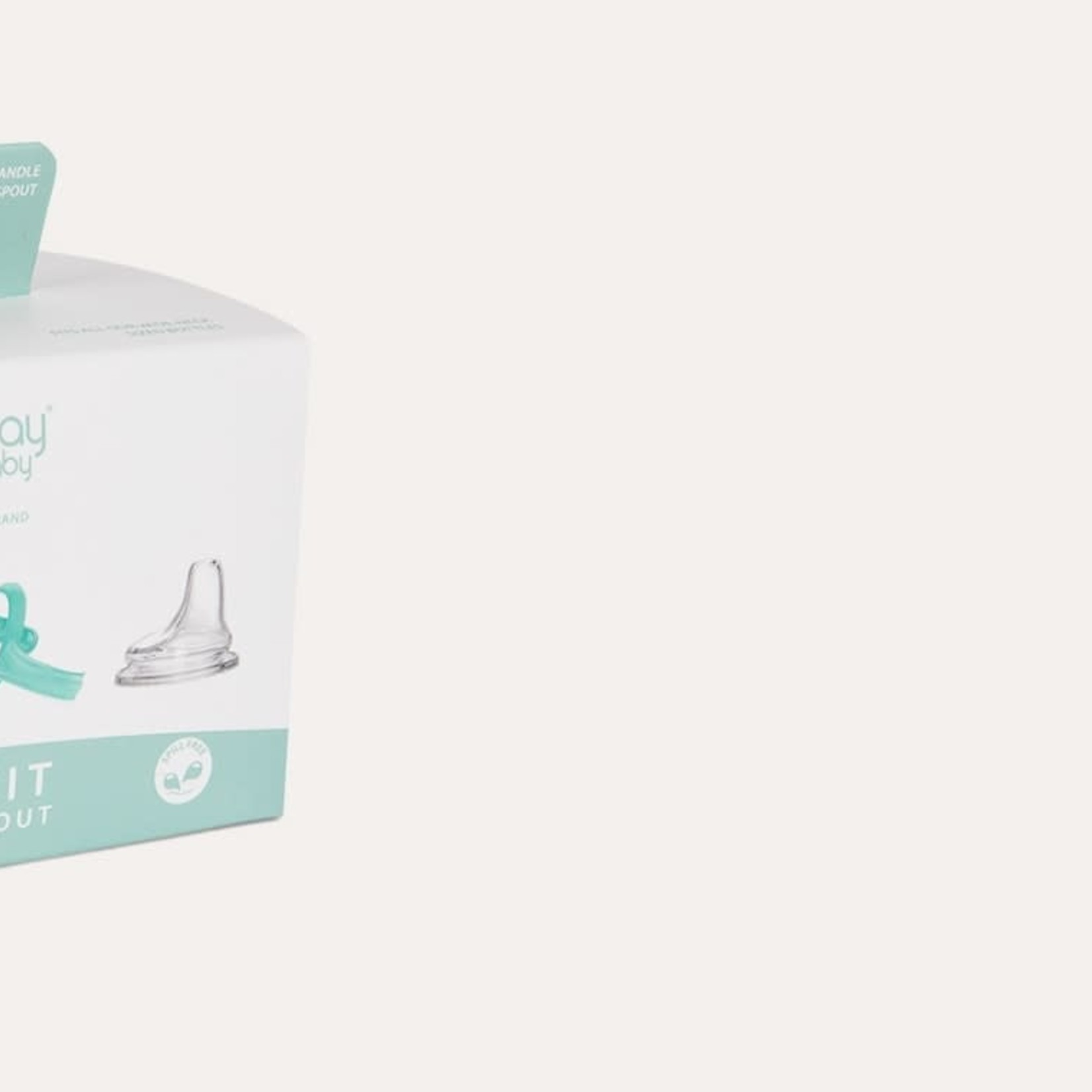 Everyday Baby SIPPY KIT   TURQOUISE