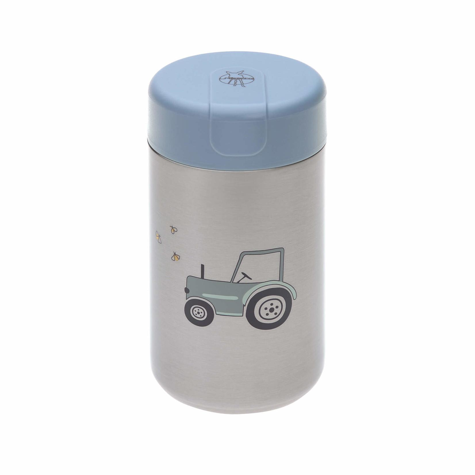 Lässig Food Jar Big 480 ml Adventure Tractor