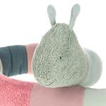 Lässig Knitted Toy with rattle Garden Explorer Caterpillar