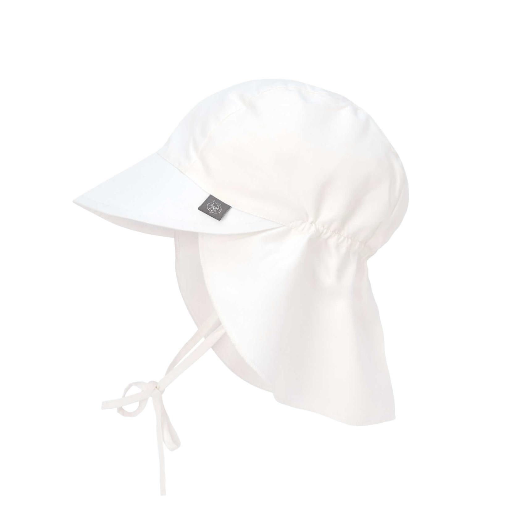 Lässig LSF Sun Protection Flap Hat  White