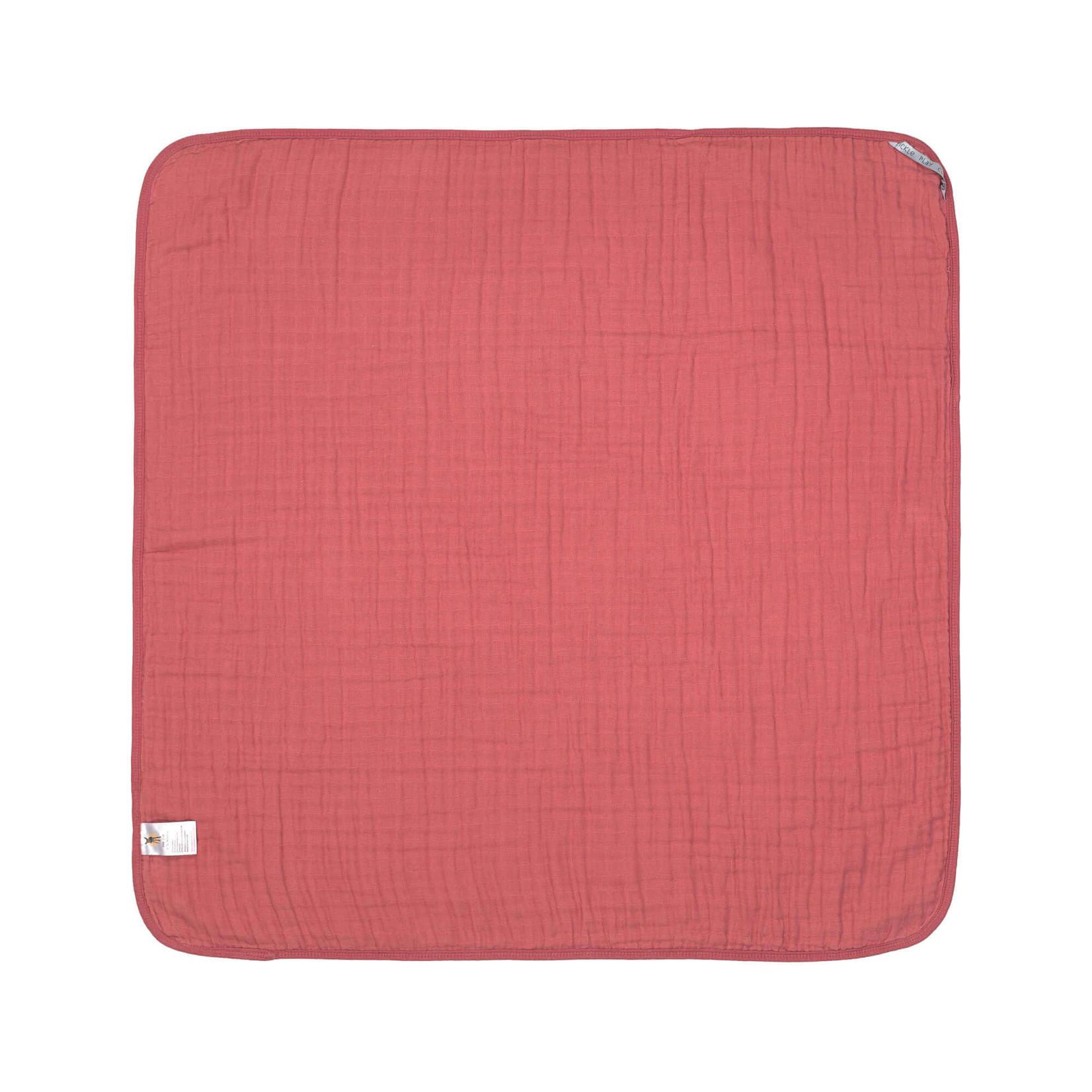 Lässig Muslin Hooded Towel