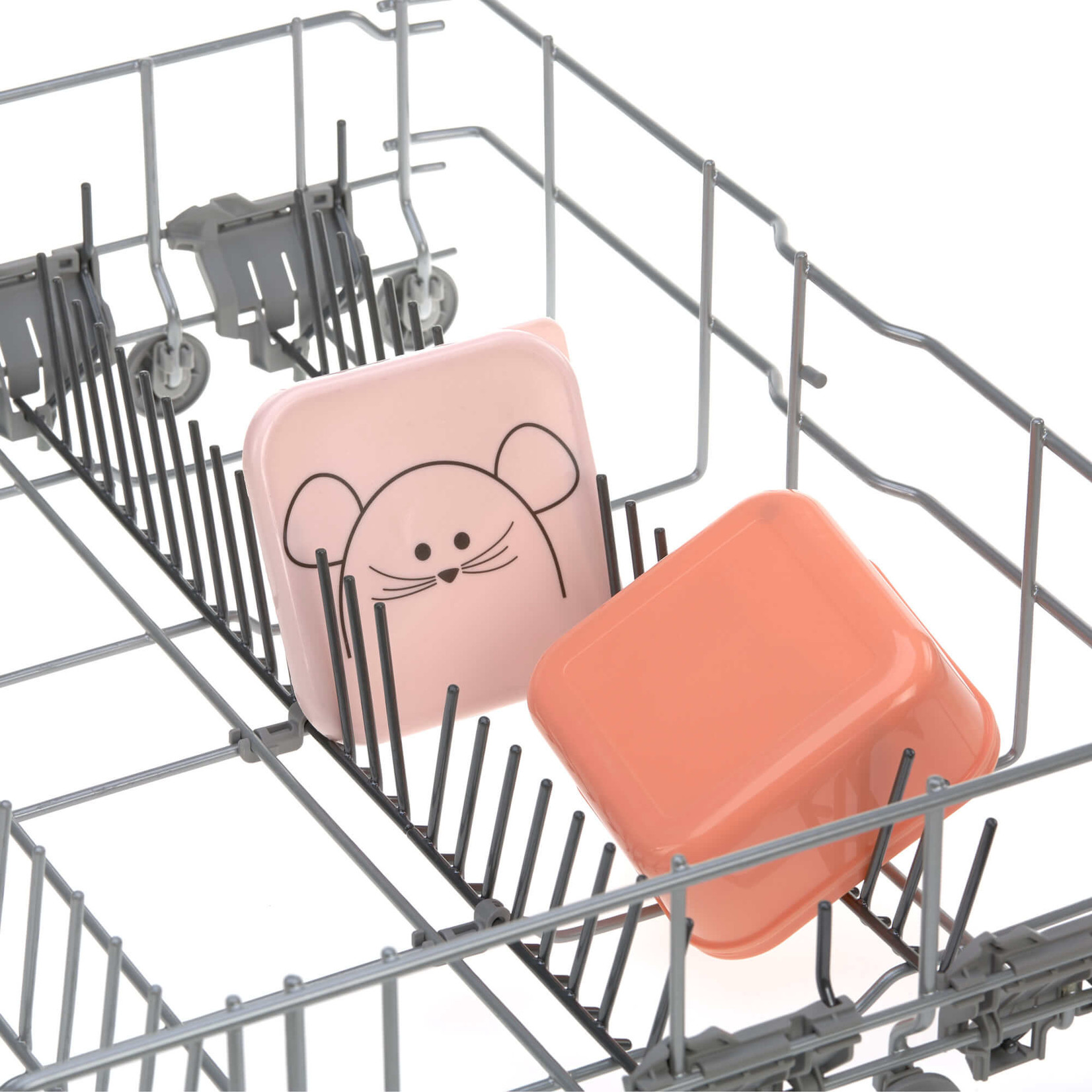 Lässig Snackbox 3 pcs assorted Little Chums Mouse