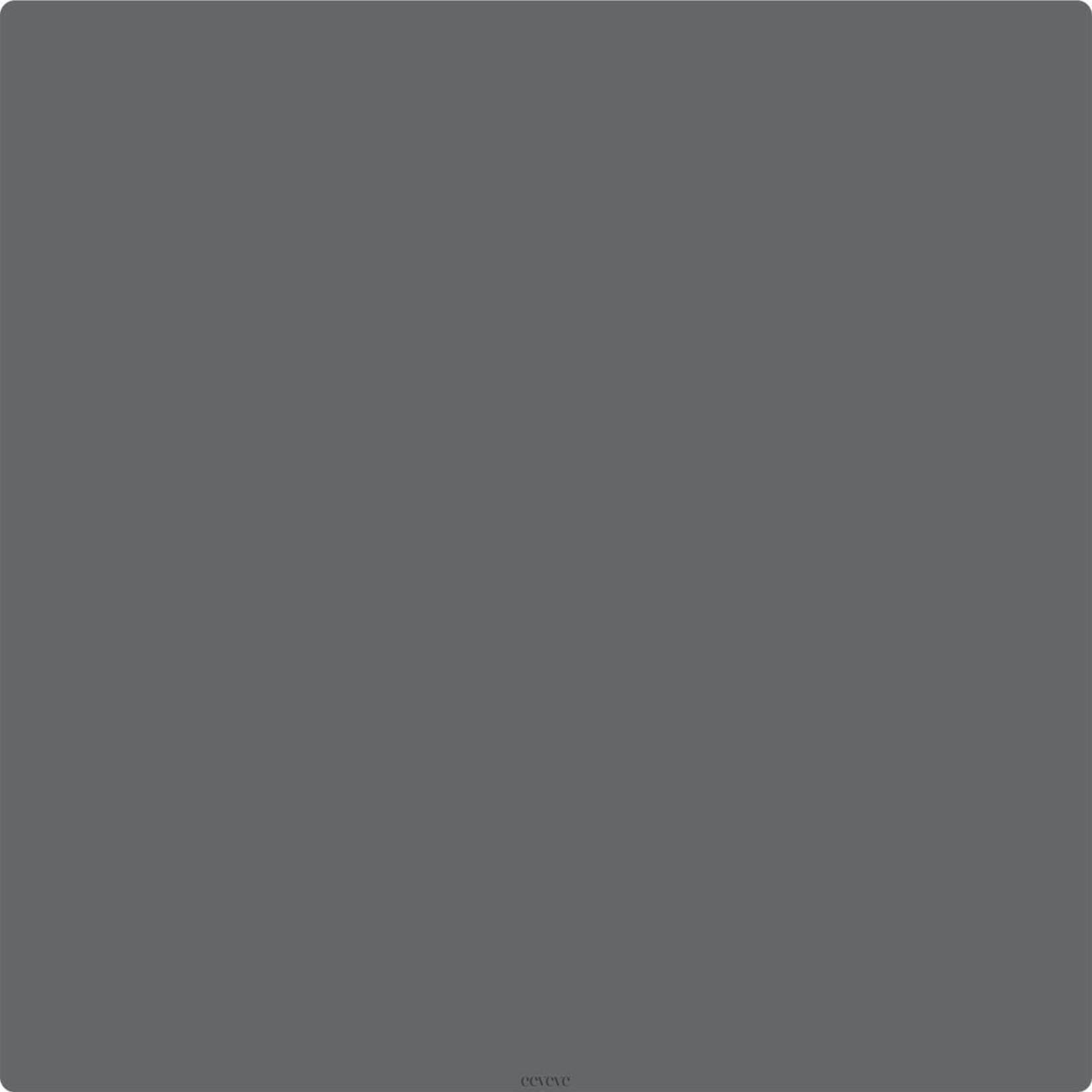 Eeveve Eeveve Square Splash Mat Granite - Gray