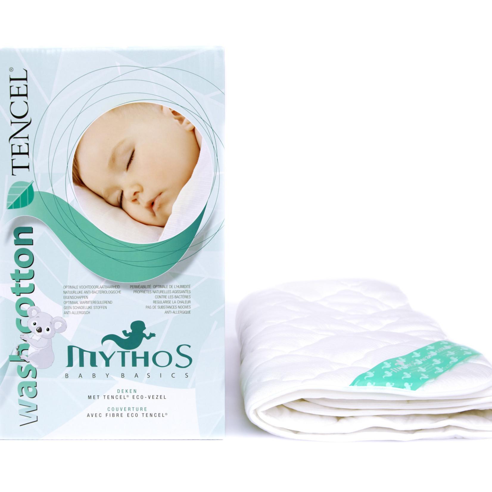 Mythos Mythos Deken  Wash Cotton Tencel 100x135