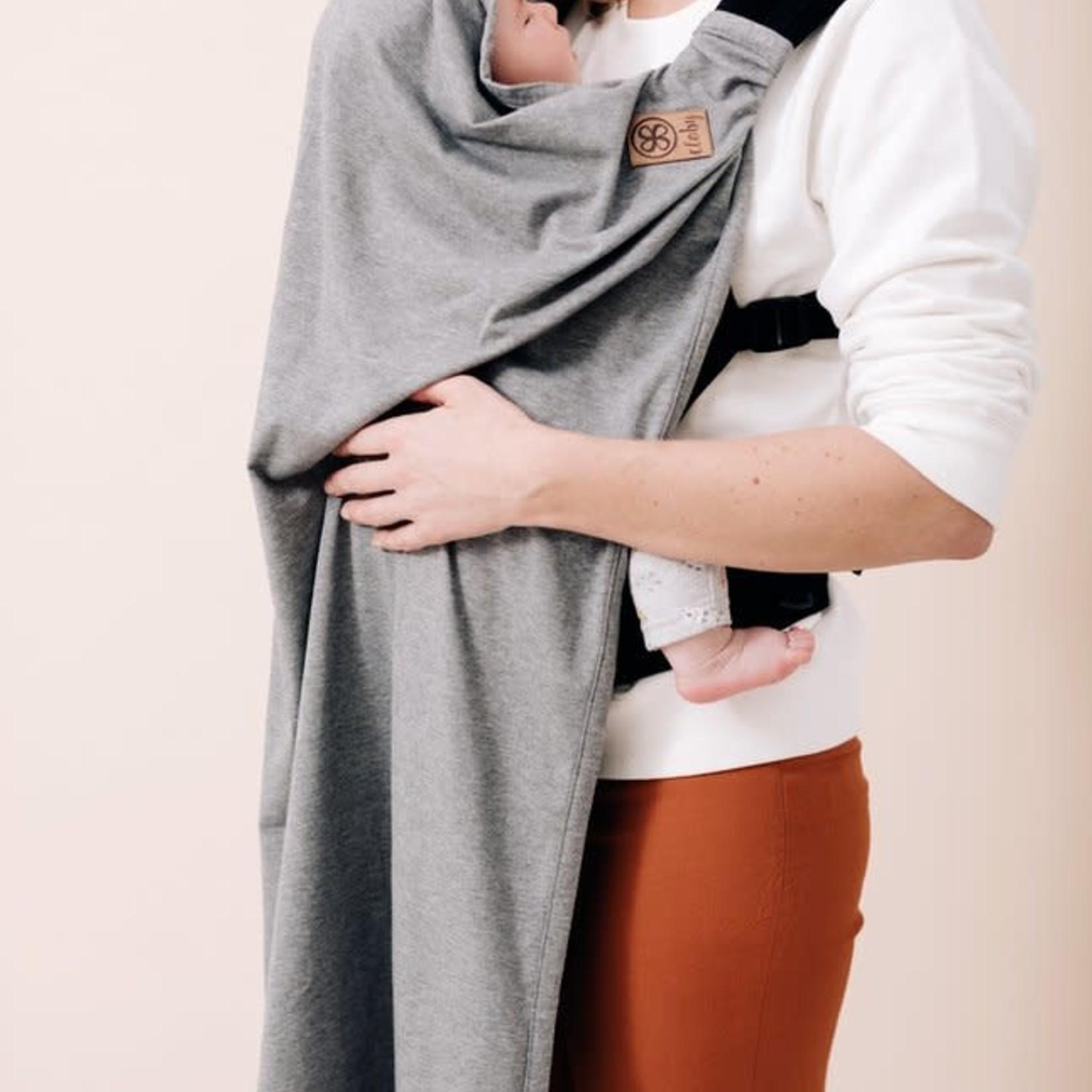 Cloby Multifunctional Blanket UPF 50+     Stone Grey