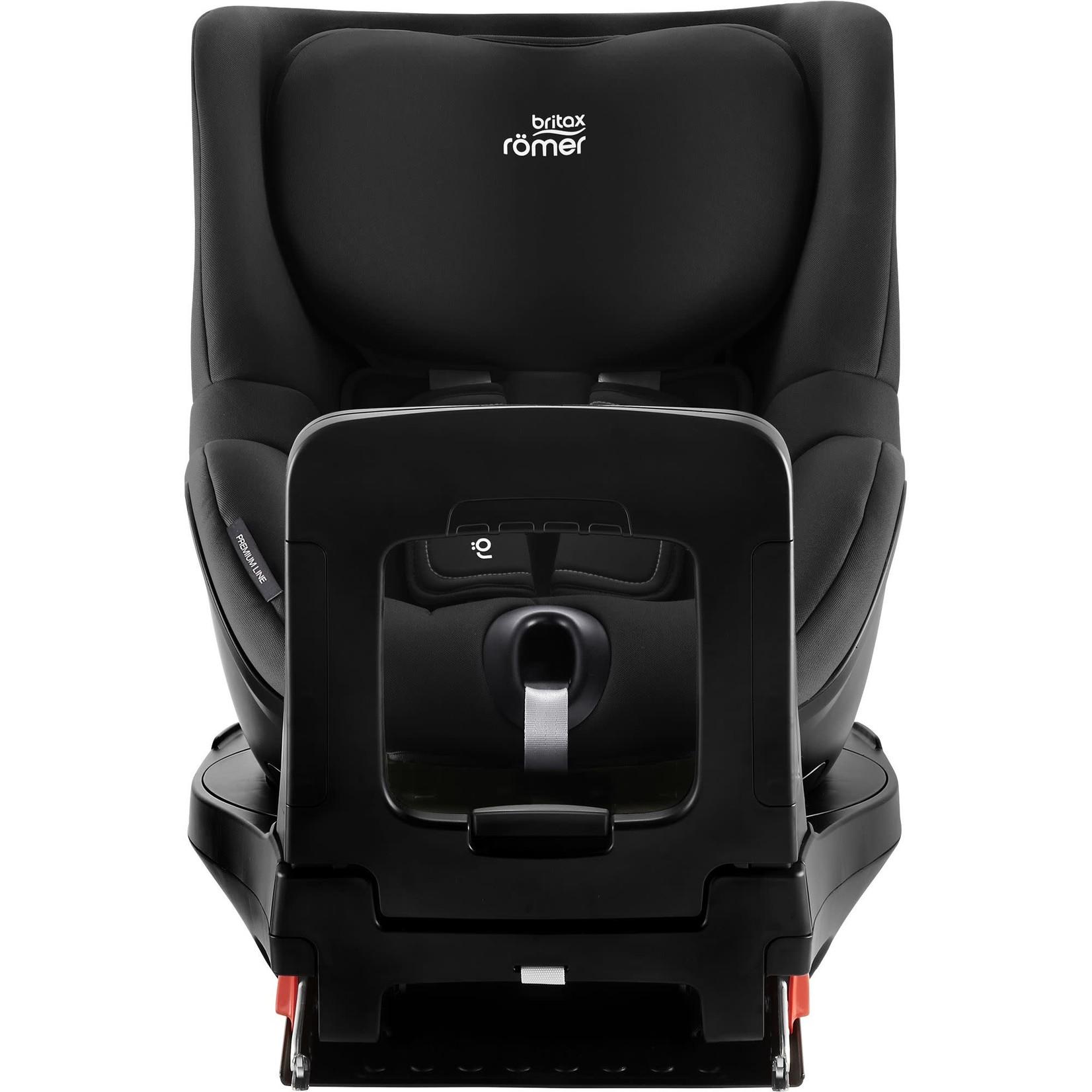 Britax Römer Dualfix M I-Size BR  Cosmos Black ZS SB