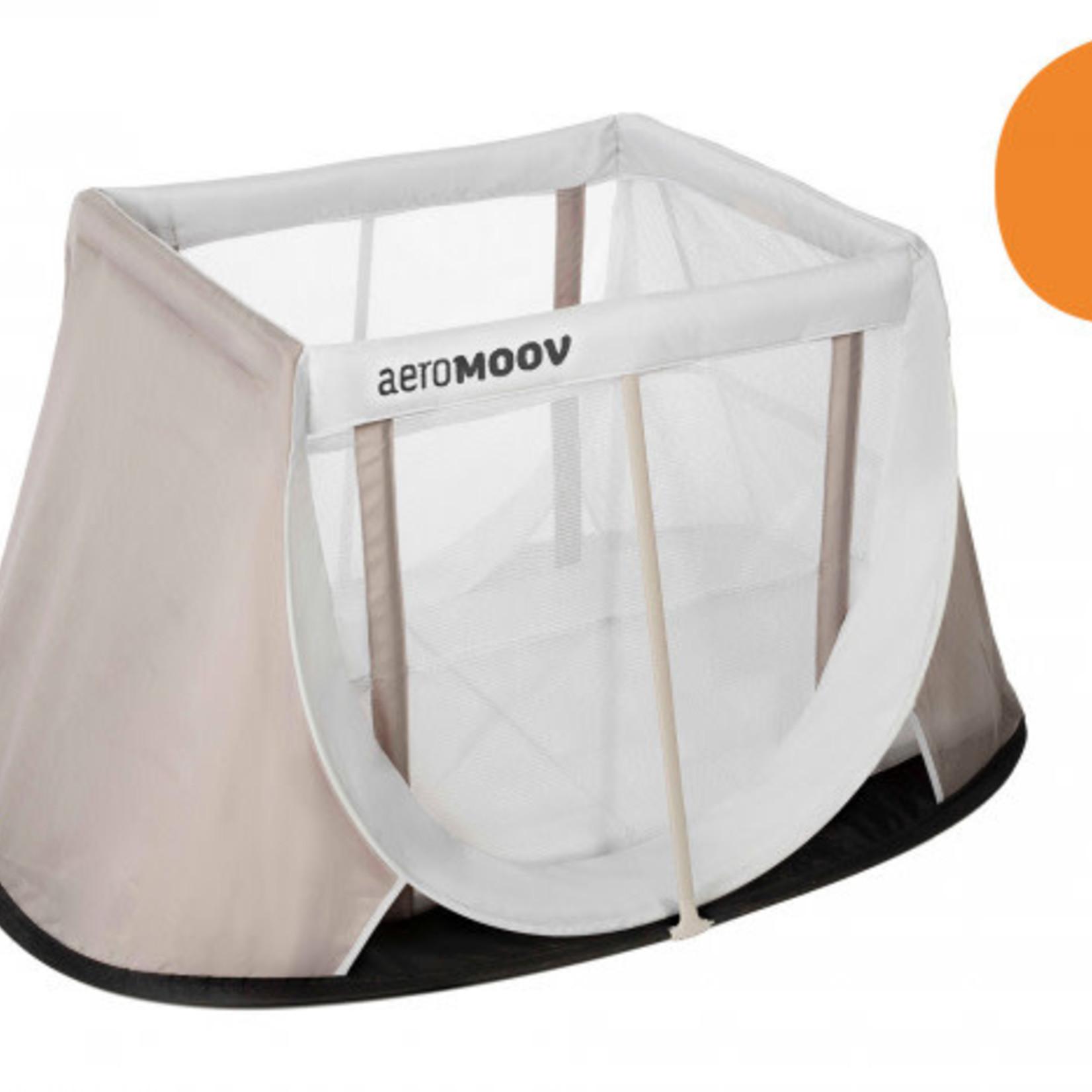 AeroMoov AeroMoov Instant travel cot - White sand