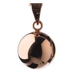 Bola Bola - Babylonia Bola - Effen rosé goud 20 mm - One size