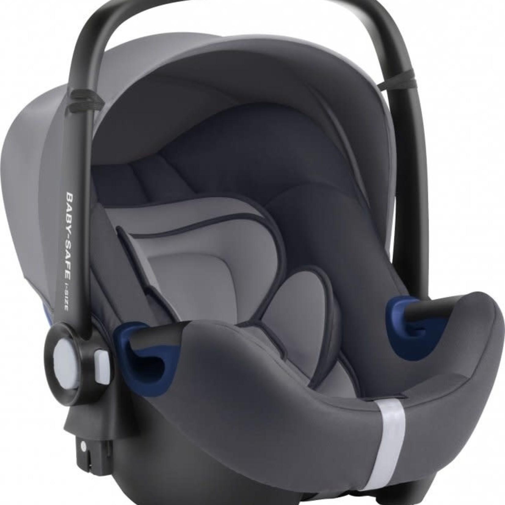 Britax Römer Baby-Safe2  I-Size  Smile  Storm Grey