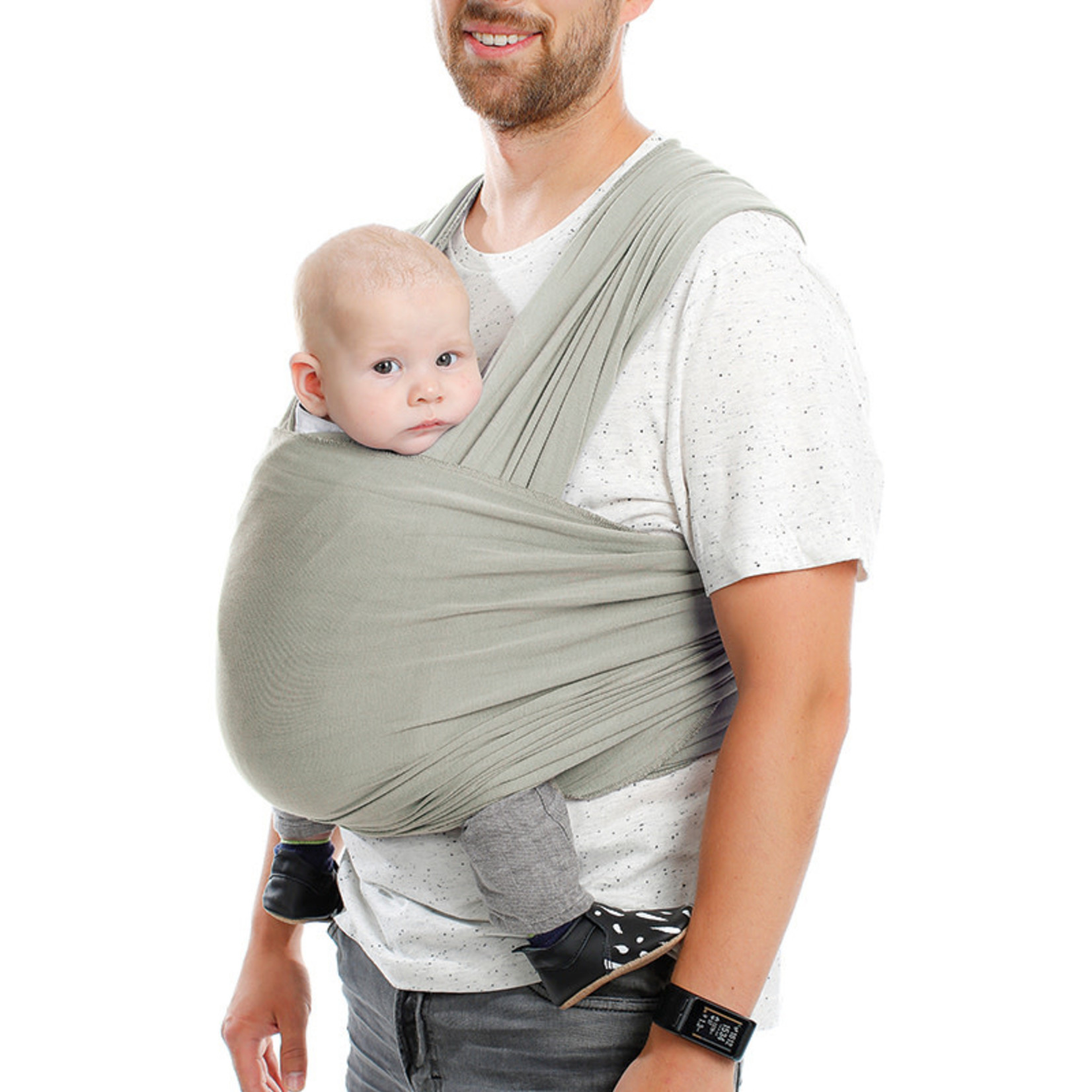 Babylonia baby carriers Tricot-Slen Bamboo