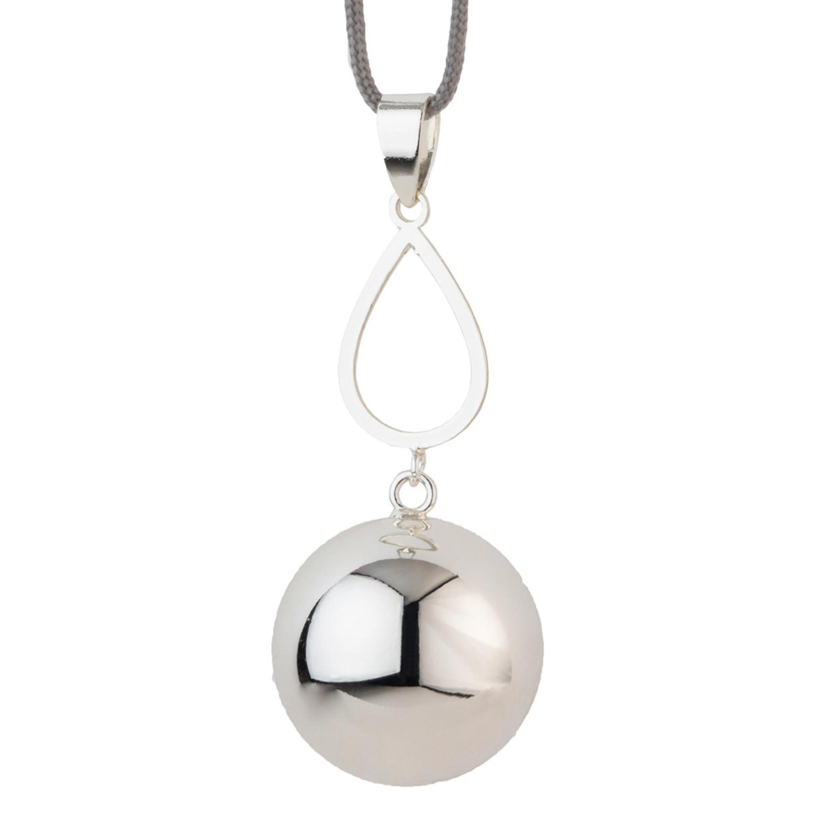 Bola Bola - Babylonia Bola - Silver drop - One size