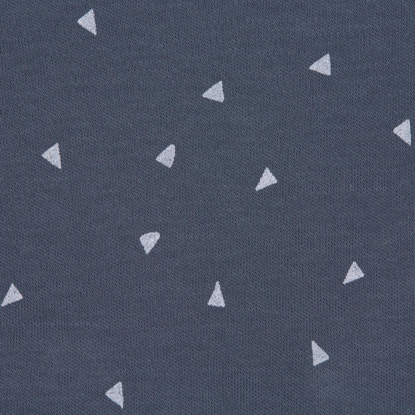 Lässig Short Sleeve Body Gots  Triangle Blue