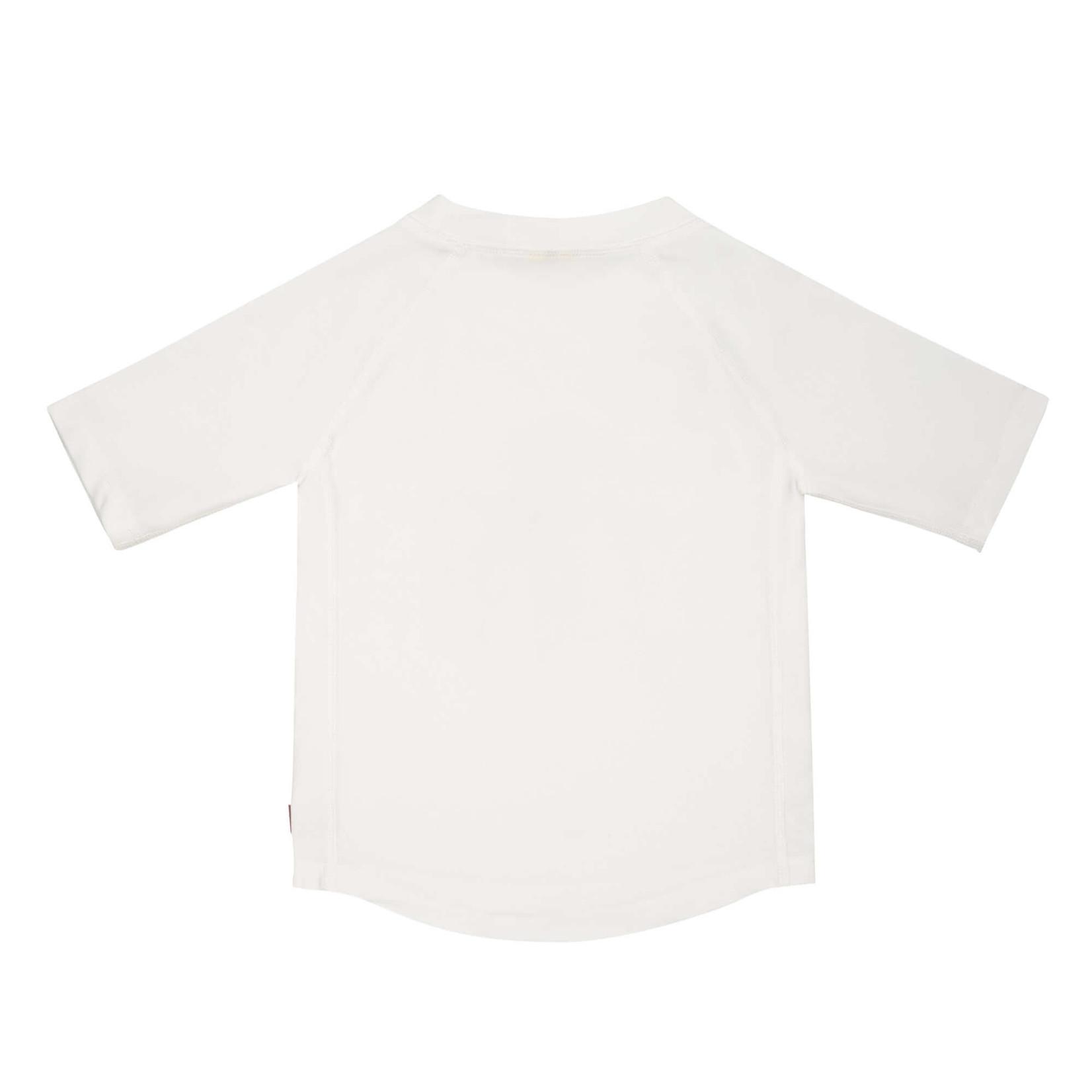 Lässig LSF Short Sleeve Rashguard  Ocupus White