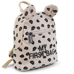 Childhome kids My First Bag canvas leopard