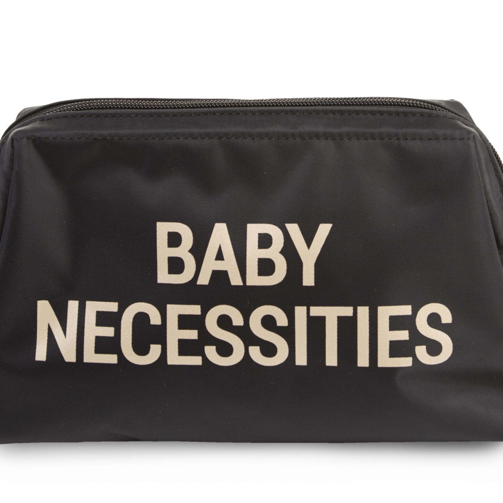 Childhome Baby Necessities Zwart/Goud