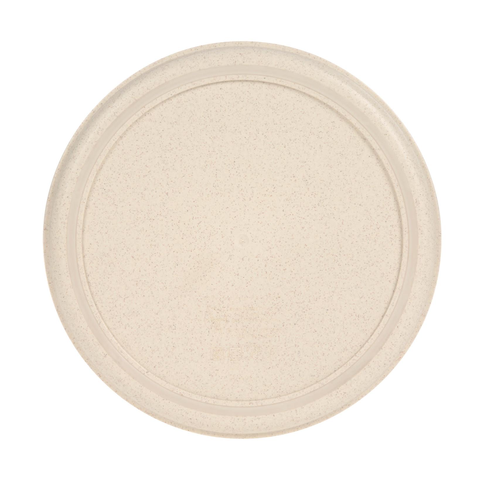 Lässig Plate P/Cellulose Tiny Farmer Sheep/Goose Nature