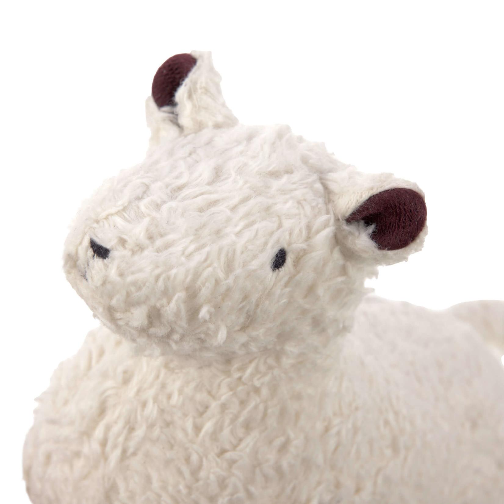 Lässig Digital Music Box with Bluetooth Speaker and USB Cable Tiny Farmer Sheep