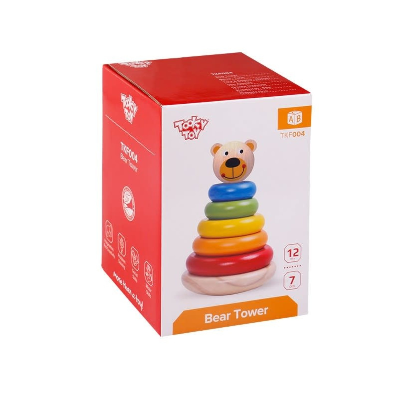 Tooky Toy Bear Tower