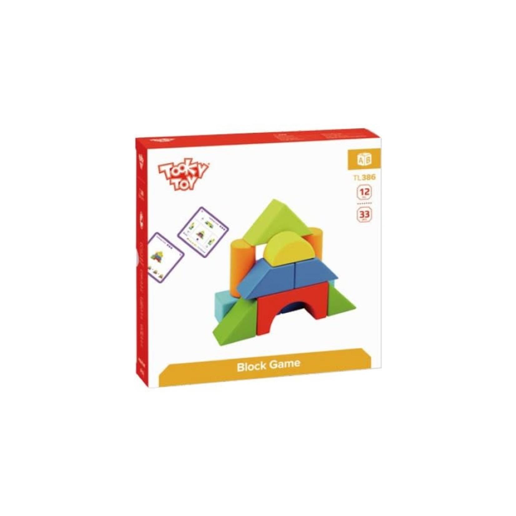 Tooky Toy Block Game
