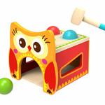 Tooky Toy Owl Pound Bench