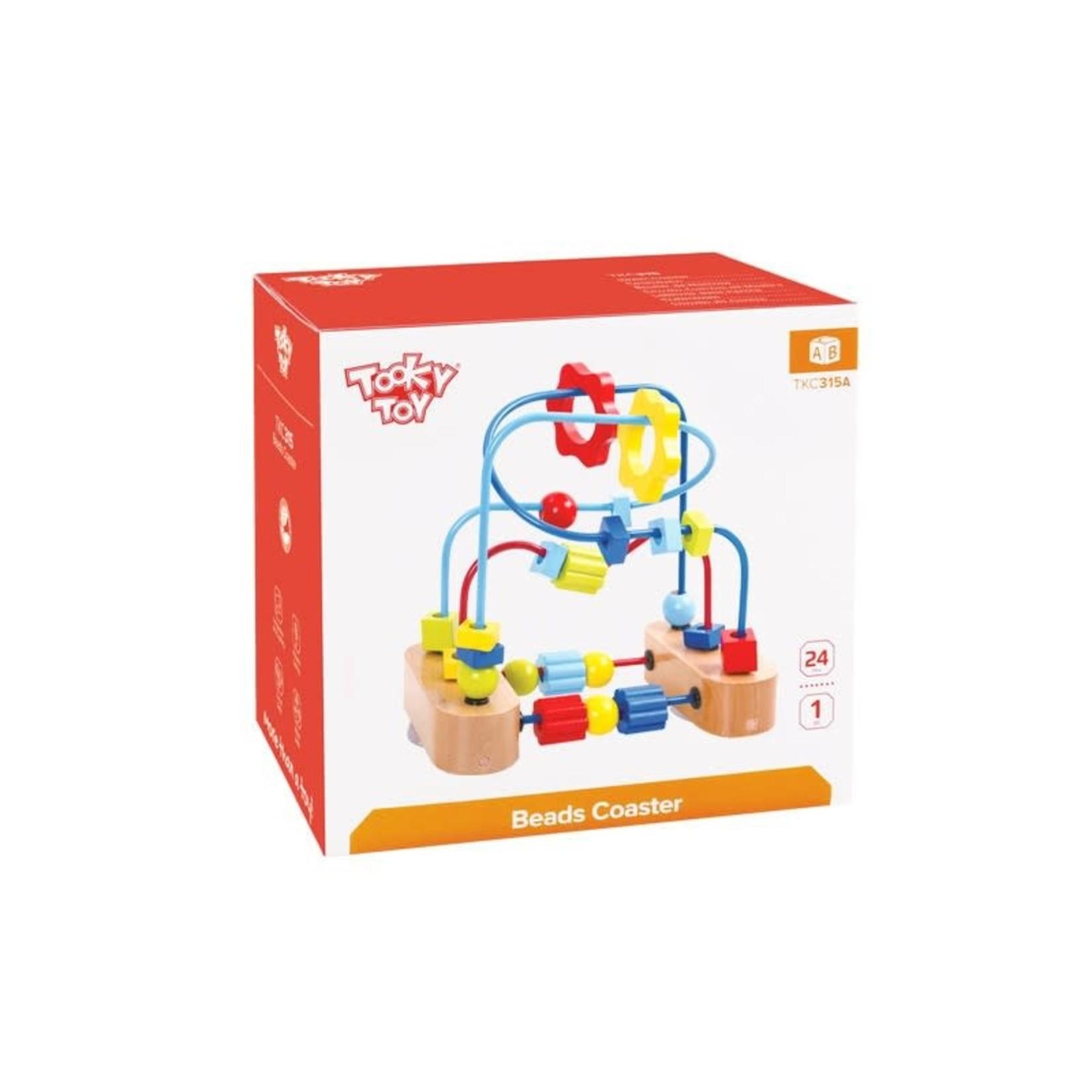 Tooky Toy Beads Coaster