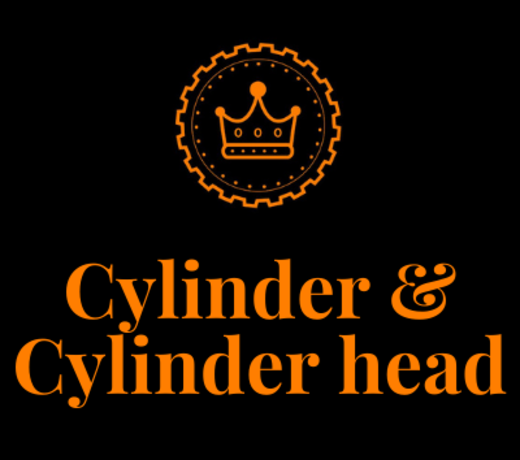 Cylinder and Cylinder Head