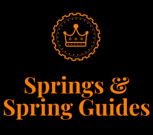 Springs and Spring Guides