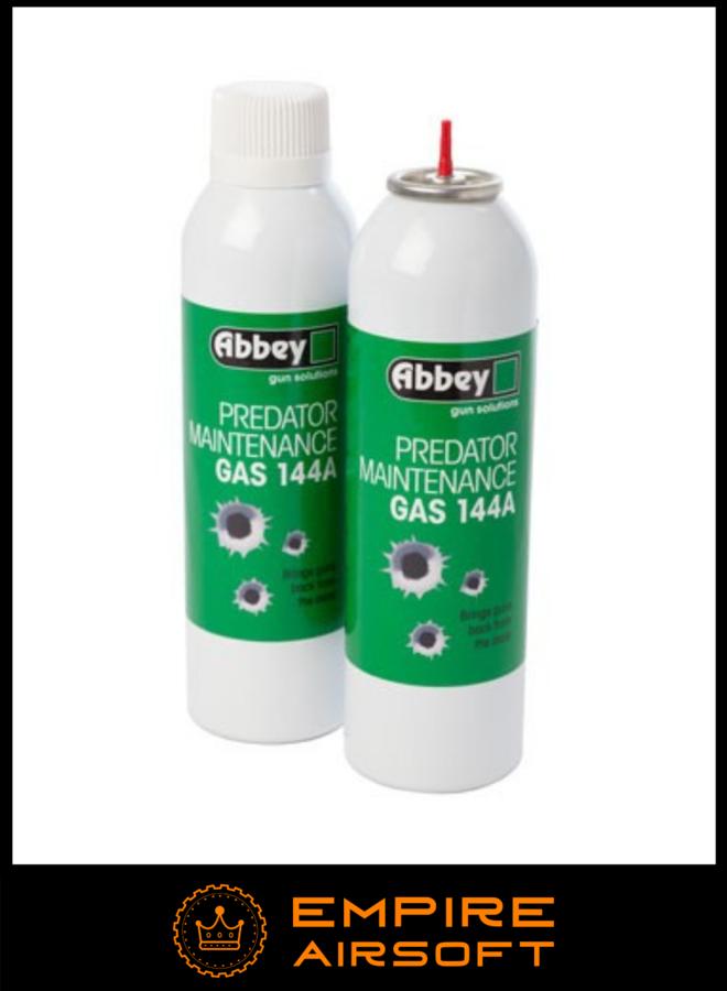Abbey Predator Gas Maintenance Gas