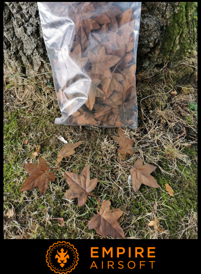 Crafting Leaves - Double Maple Leaf