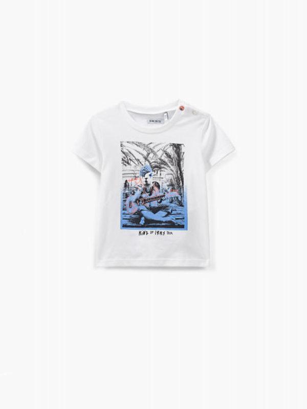IKKS T-shirt Kasbah Rock'in XS10051