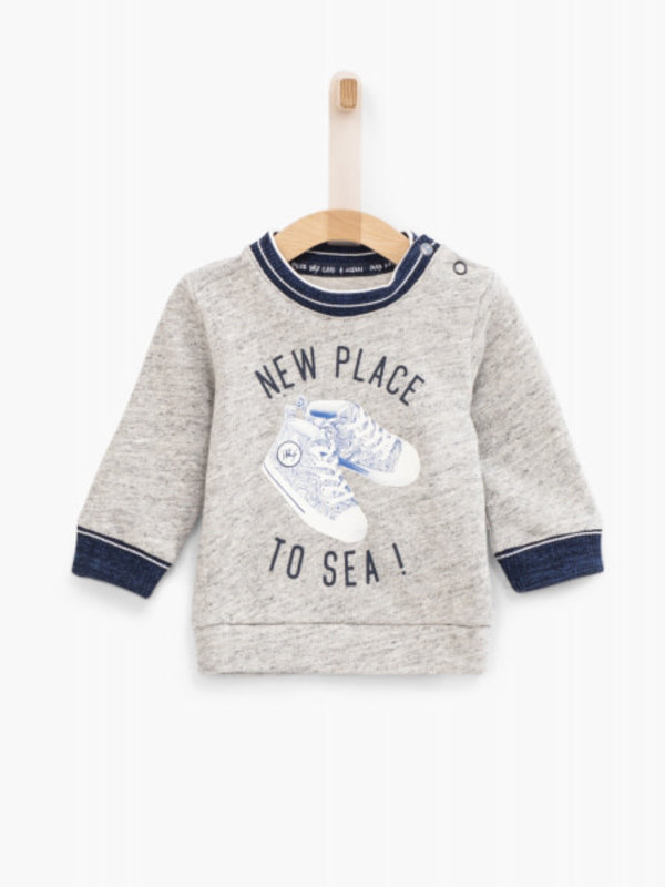 IKKS Sweat shirt Love of the ocean XS15001