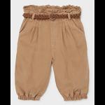 Mayoral Flowy long pants   Caramel