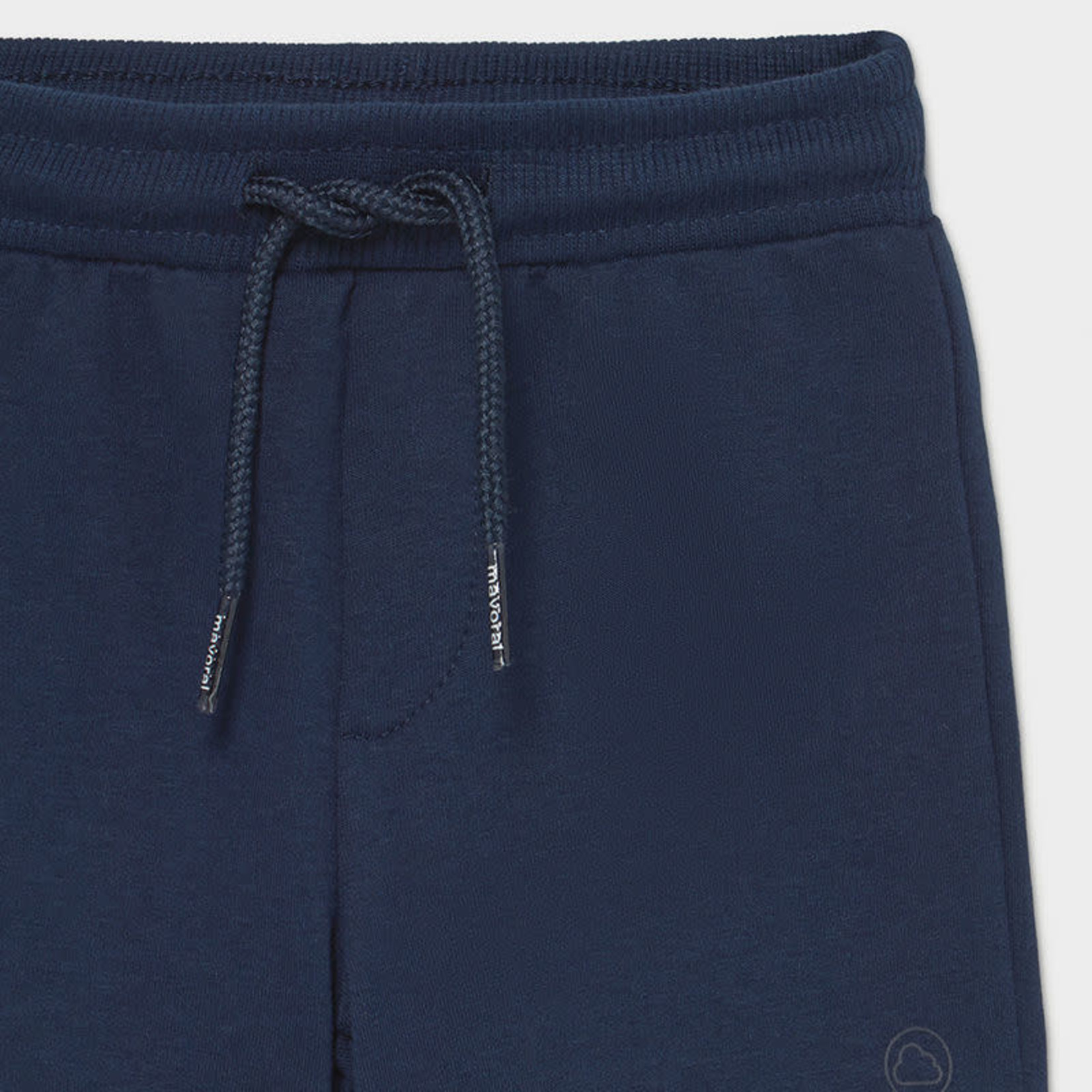 Mayoral Basic fleece shorts    Nautical