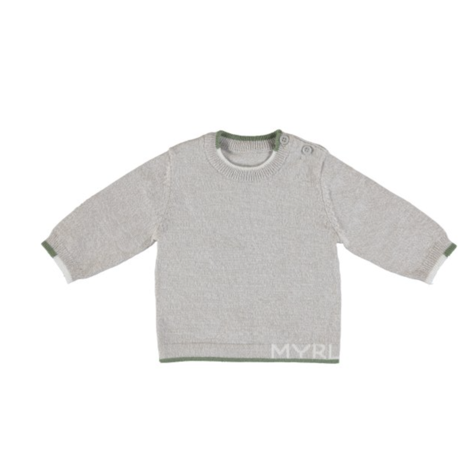 Mayoral Knit sweater    Beige